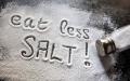 الصورة: الصورة: الملح في الوجبات الخفيفة يؤذي الجسم