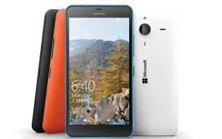 الصورة: مايكروسوفت تكشف عن هاتف لوميا 640 XL