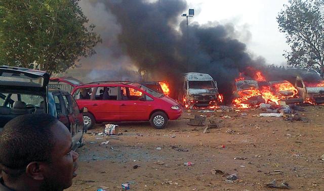 الصورة : هجمات »بوكو حرام « غذاها التطرف وتردي أحوال الشمال