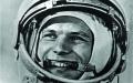الصورة: 12-4- 1961 أول إنسان يصعد إلى الفضاء الخارجي