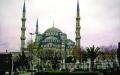 الصورة: 22- 4- 1453 المسلمون يفتحون القسطنطينية (إسطنبول) على يد محمد الفاتح على عهد السلطان سليم