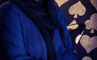 الصورة: الصورة: التراث الأردني يزين مجموعة لمياء عابدين الرمضانية الجديدة