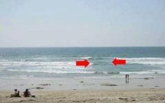 الصورة: «دوامة البحر» ماهي وكيف تتجنبها؟