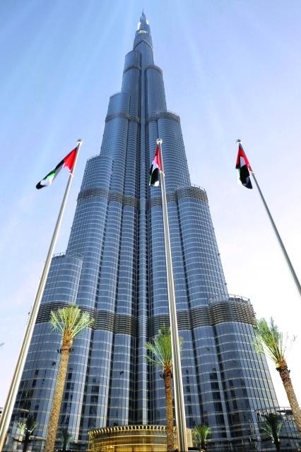 منصة برج خليفة الأعلى والأفضل عالميا الاقتصادي السوق المحلي