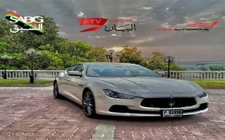 """الصورة: مازيراتي """"القبلي S Q4"""" فخر الصناعة الإيطالية"""