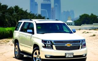الصورة: الصورة: «جنرال موتورز»: دبي تتطلع بشغف نحو المستقبل