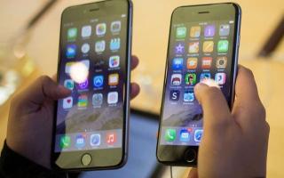 """الصورة: ما الفرق بين """"آيفون 6S"""" و""""آيفون 6""""  ؟"""