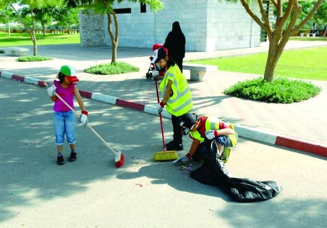 متطوعون ينشدون الشهرة في انستغرام عبر الإمارات أخبار وتقارير البيان