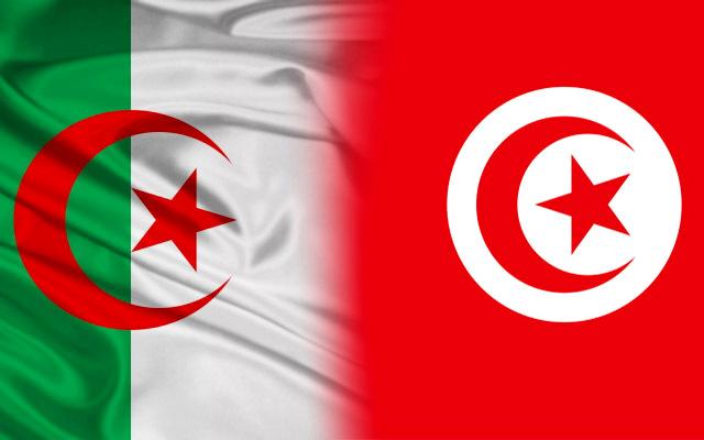 تونس والجزائر بث مباشر