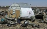الصورة: مصدر مصري: انفجار وراء تحطم الطائرة الروسية