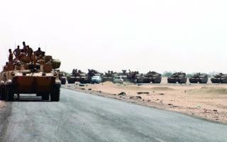 الصورة: الصورة: الإمارات تقوم بدور استراتيجي وتاريخي لإعادة الشرعية في اليمن