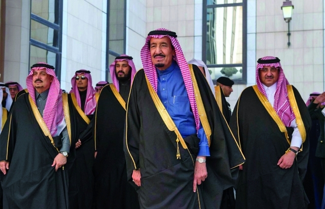 السعودية انتقال سلس للحكم وسلـمان ي مك ن جيل المستقبل عالم واحد العرب البيان