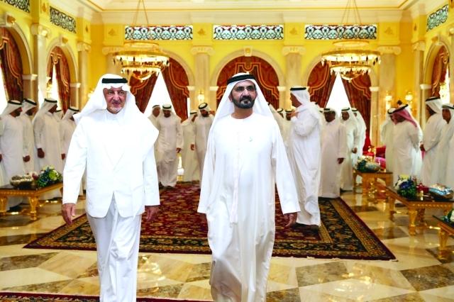 الصورة : ■ سموه مستقبلاً خالد الفيصل، أمير منطقة مكة المكرمة رئيس مؤسسة الفكر العربي     البيان
