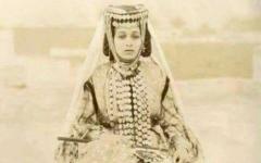 الصورة: «العالية» المرأة التي سميت باسمها «مقبرة الزعماء»