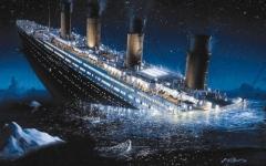 """الصورة: قصة الجبل الذي أغرق """"التايتنك"""".. السفينة لا تغرق كما وصفت"""