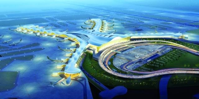 ■ توسعة وتطوير المطار تقدر بنحو 26 مليار درهم  |  المصدر