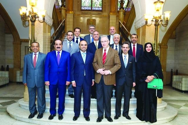 الصورة : Ⅶ أعضاء الوفد المشارك في بعثة غرفة دبي  |   البيان