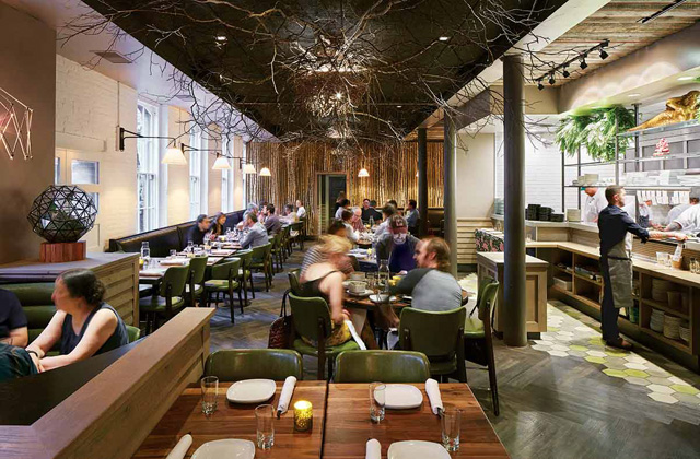 Good Restaurants On Boylston Street