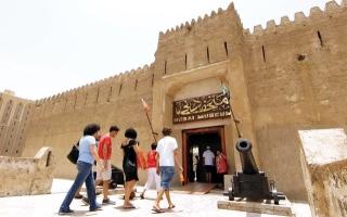 الصورة: الصورة: 12 مليون زائر تستقطبهم دبي التاريخية 2020