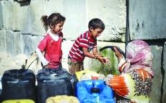 الصورة: الصورة: أزمة المياه تعيق مسيرة التنمية في فلسطين