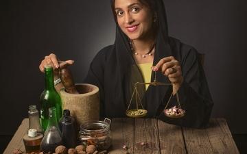 الصورة: مريم مطر: القراءة غذاء الروح وبها نجدد خلايانا الفكرية