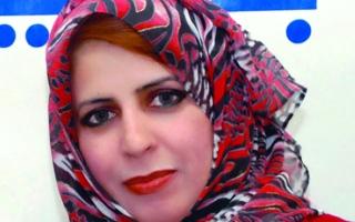 الصورة: فاطمة الشيدي: الرواية الخليجية قادمة بقوة