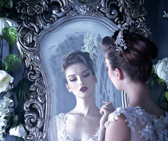 6a4f702759f7b عروس جومانا الحايك.. ملكة من وحي الخيال - البيان