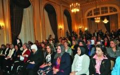 الصورة: الصورة: «كوني».. مبادرة لتفعيل دور المرأة المصرية في التنمية