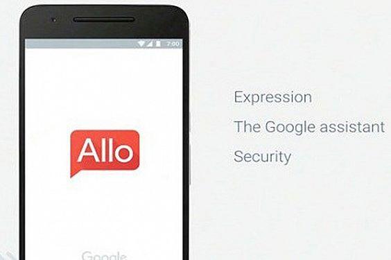 جوجل تنافس واتس آب بتطبيق Allo الجديد