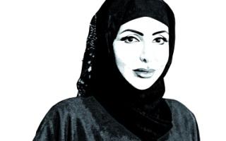 الصورة: هند بنت فيصل القاسمي:  المرأة العربية مسكونة بثقافة النجاح وإرادة التحدي