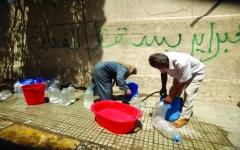 الصورة: الصورة: أزمة الكهرباء والماء وارتفاع الأسعار تؤزّم رمضان ليبيا