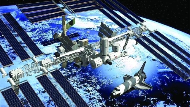 الصورة : ■ الإمارات رقم صعب في عالم الفضاء
