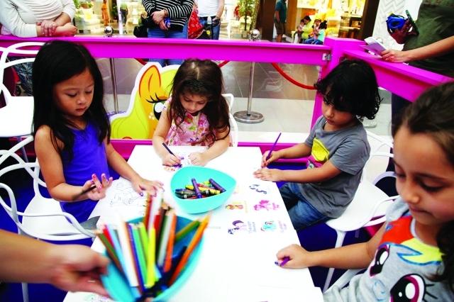 الصورة : وجهات ترفيهية تمكن الأطفال من التسلية والمرح