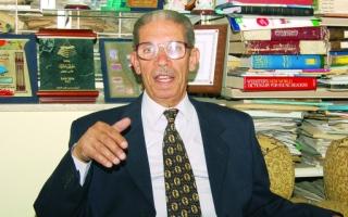 الصورة: يعقوب الشاروني:  استخدام «العامية» يمزّق عالمنا العربي