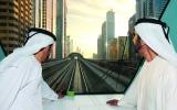 الصورة: «هايبرلوب» يربط دبي بالفجيرة في 10 دقائق