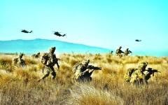 الصورة: الصورة: خفض الانفاق أضر باستعدادات الجيش الأميركي