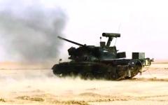 الصورة: الصورة: الأردن يتسلم الدفعة النهائية من مدافع «شيتا» المضادة للطائرات