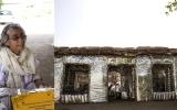 الصورة: «نرجس لطيف» باكستانية تحول القمامة إلى منازل للفقراء