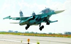 الصورة: الصورة: تزويد طائرات «سو- 34» الروسية بقدرات إلكترونية جديدة