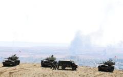 الصورة: الصورة: التحرك التركي أبرز التغييرات في تحالفات المنطقة