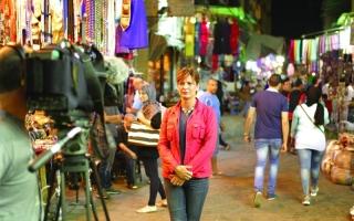 الصورة: بيكي أندرسون: تجربتي في الإمارات تجاوزت تطلعاتي