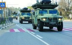 الصورة: الصورة: توسيع الوجود العسكري الروسي من أقصى شرق البلاد إلى القطب الشمالي