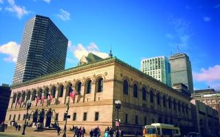 الصورة: مكتبة بوسطن  23 مليون وثيقة تهدر بالأحلام