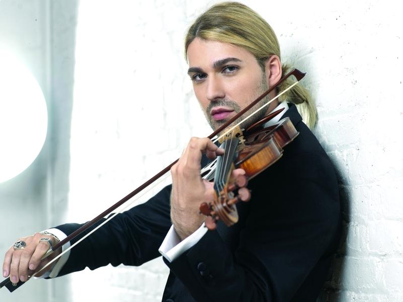Ⅶ عازف الكمان ديفيد جاريت
