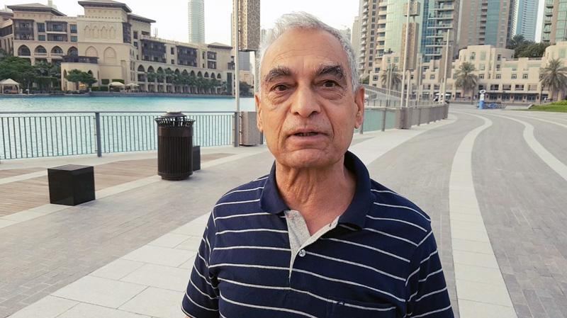 """مدلا / الهند: """"أمشي وأفكر بأبنائي وبأعمالي وكم هي جميلة هذه المدينة""""."""