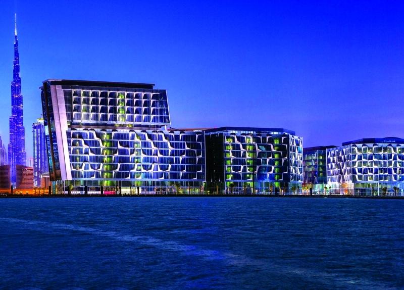 حي دبي للتصميم موطن رواد المعمار في العالم الاقتصادي السوق