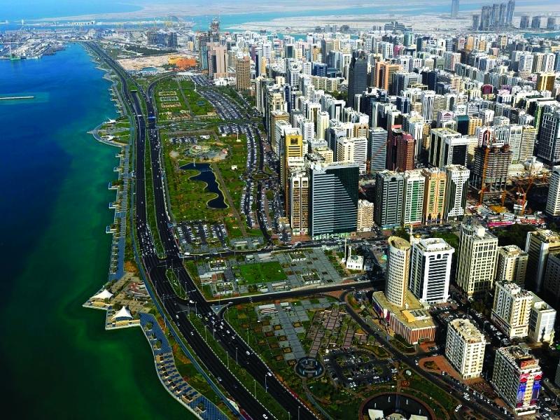 أبوظبي ..ريادة في بناء الإنسان والمكــان وقيادة لا تعرف سقفاً للطموح - عبر  الإمارات - أخبار وتقارير - البيان