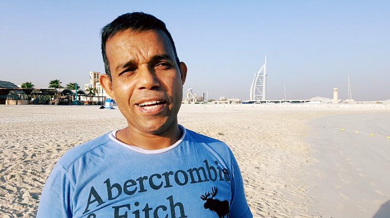 """جايفنكا / سيرلانكا: """"أقدر شرطة دبي ولباقة أفرادها ومهنيتهم واحترامهم للآخر"""""""