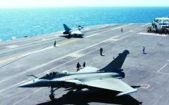 الصورة: الصورة: «داسو» تعزز حضورها الدفاعي في الهند
