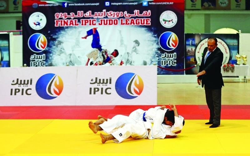 4 أندية تمثلنا في البطولة العربية  للجودو في مكة - الصفحة الرئيسية